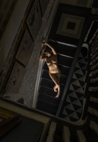 artistic nude architectural photo by photographer ellis