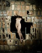 artistic nude architectural photo by photographer eric scott