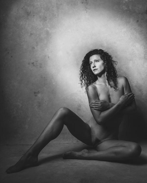 artistic nude artwork by photographer aj tedesco