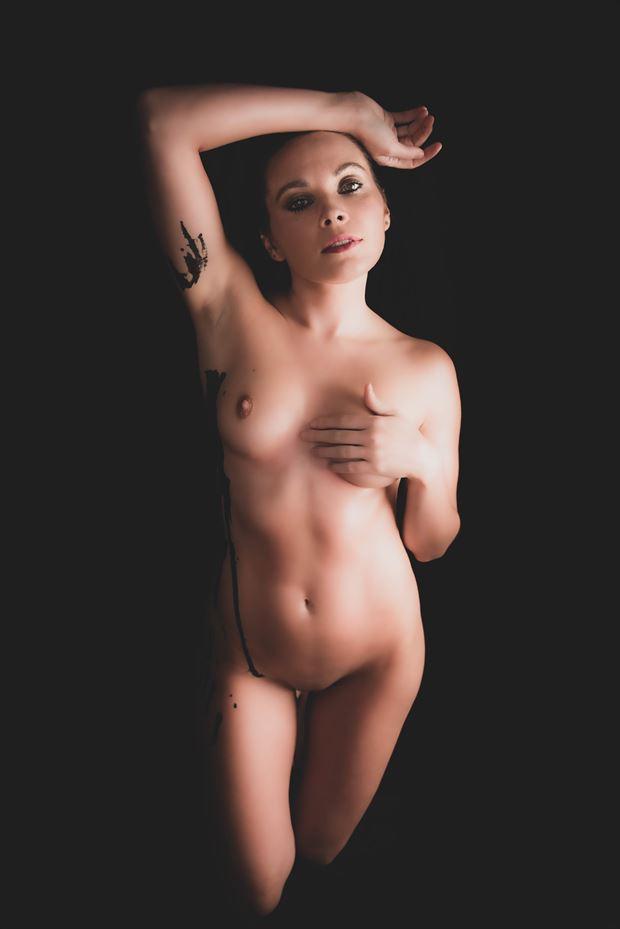 artistic nude body painting photo by model missmissy