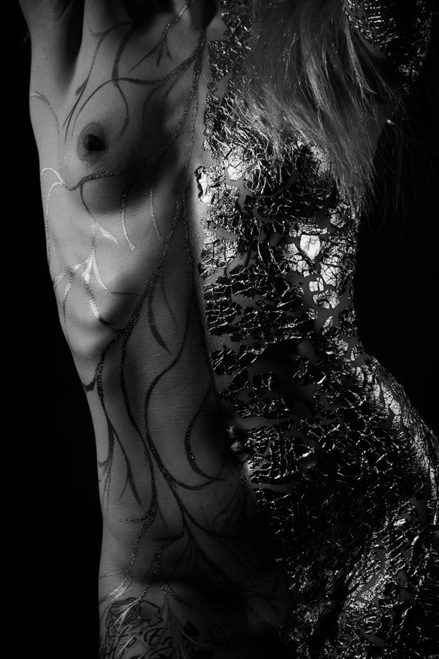 artistic nude body painting photo by photographer djlphotography