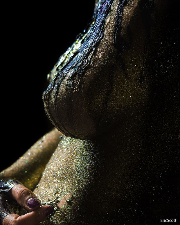 artistic nude body painting photo by photographer eric scott