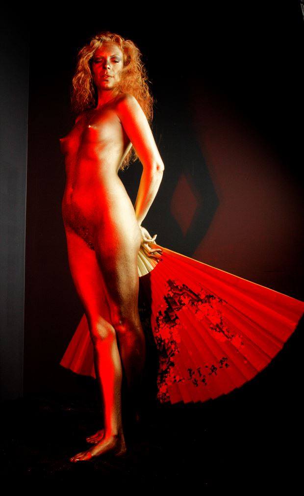 artistic nude body painting photo by photographer fred scholpp photo