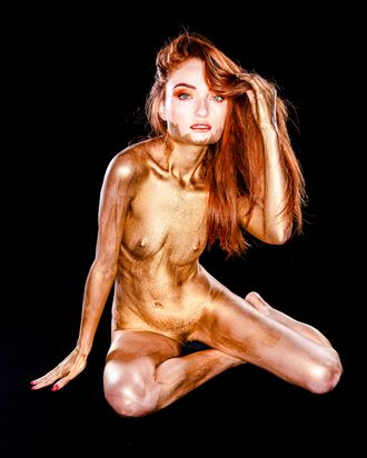 artistic nude body painting photo by photographer pfsf