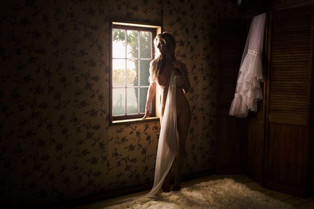 artistic nude chiaroscuro photo by photographer milchuk