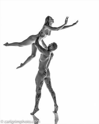 artistic nude couples photo by model joshenton