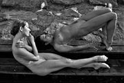 artistic nude couples photo by photographer kayakdude