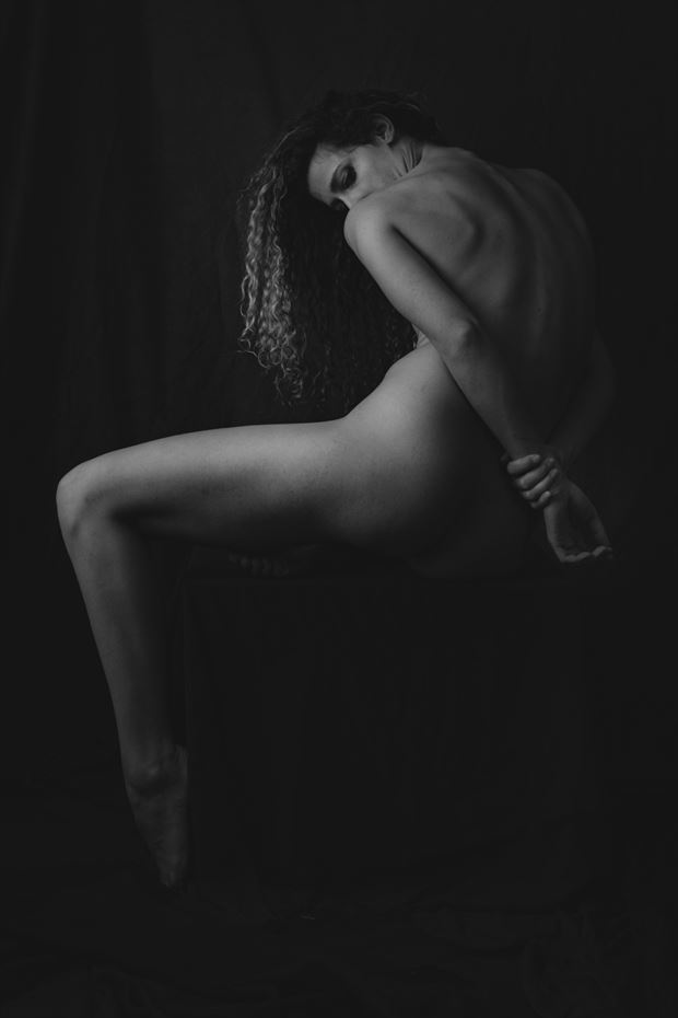 artistic nude digital photo by photographer ajpics