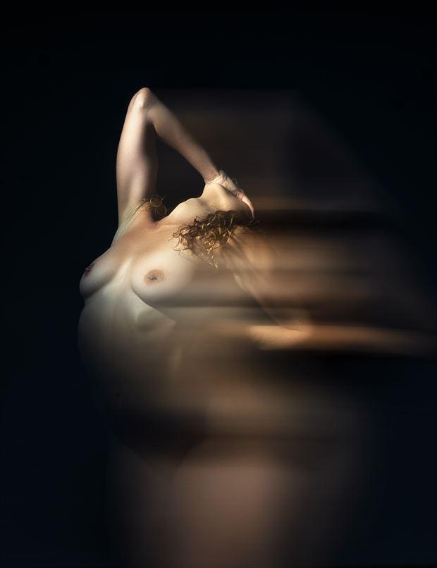 artistic nude emotional photo by photographer ellis