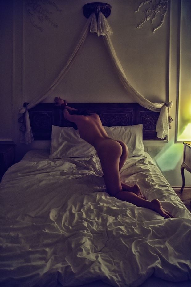 artistic nude erotic artwork by photographer burak bulut yildirim