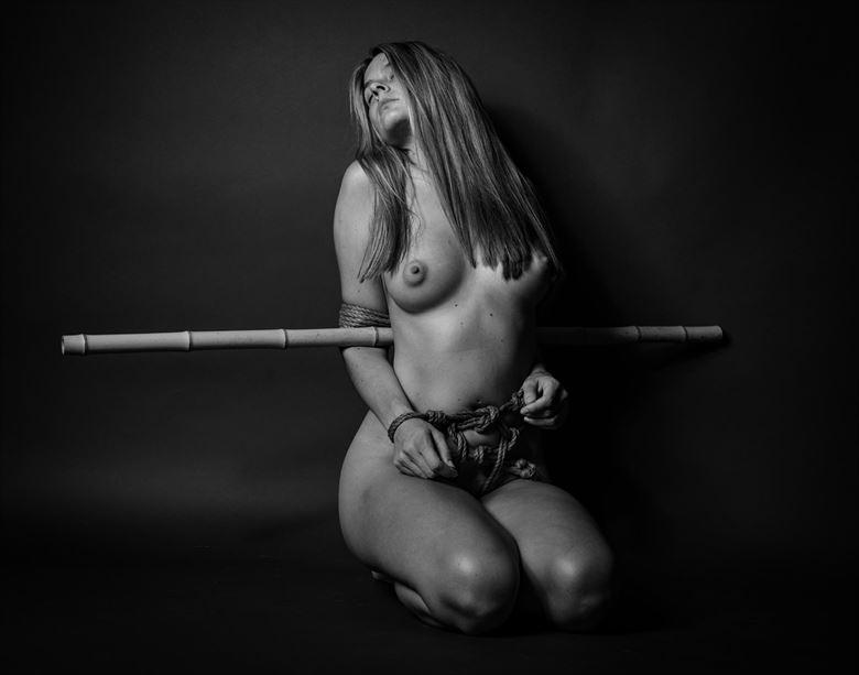 artistic nude erotic photo by model alicia dawn