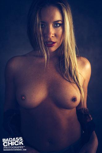 artistic nude erotic photo by model andrea noeli