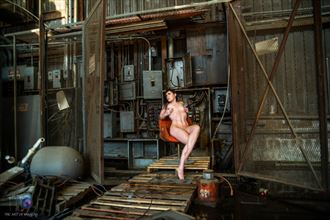 artistic nude erotic photo by model estherdresden