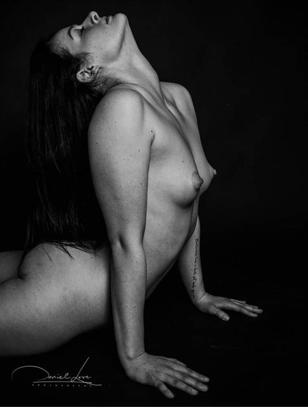 artistic nude erotic photo by model hestia