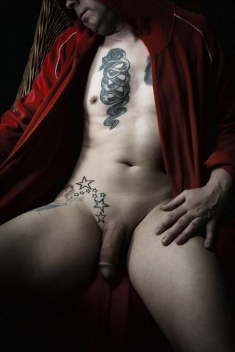 artistic nude erotic photo by model marschmellow