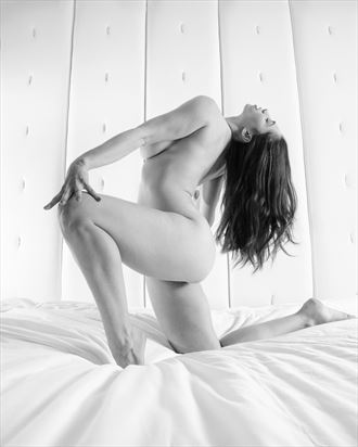 artistic nude erotic photo by photographer a r alexander