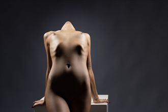 artistic nude erotic photo by photographer art studios huck