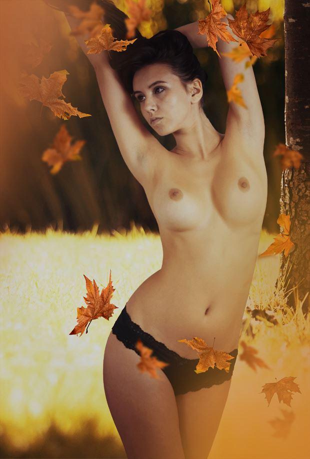artistic nude erotic photo by photographer benjamins