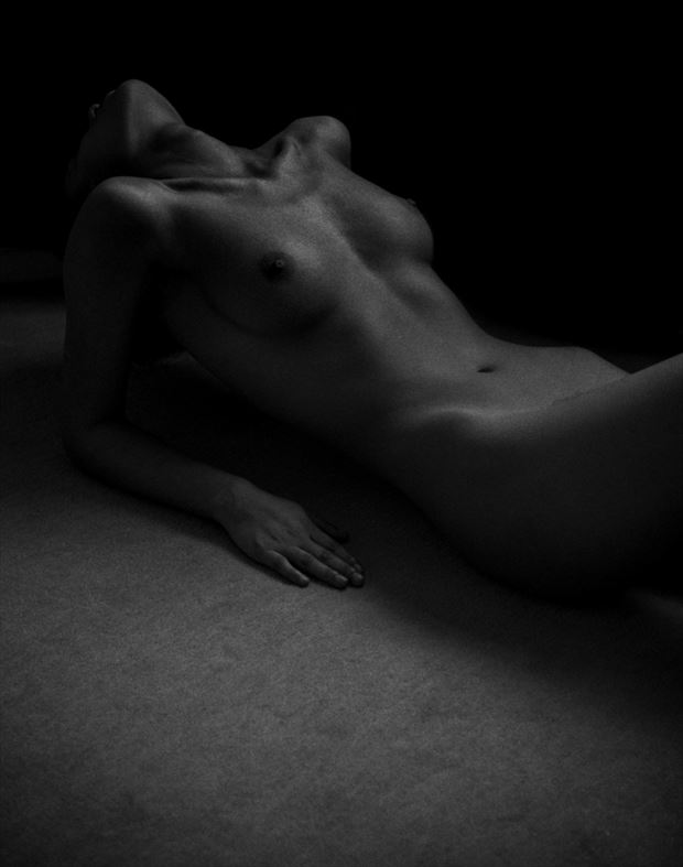 artistic nude erotic photo by photographer christopher john ball
