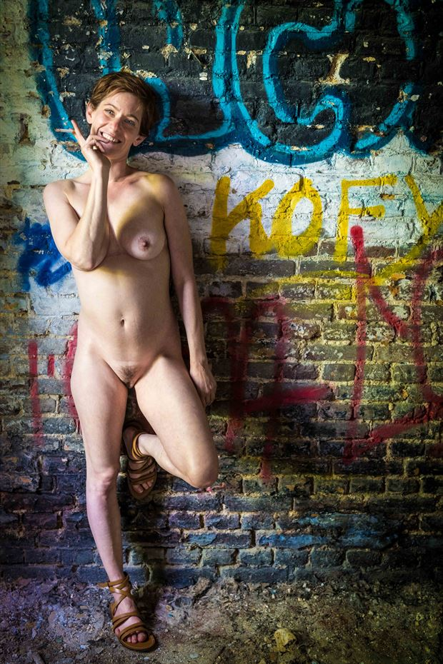artistic nude erotic photo by photographer cuthbert