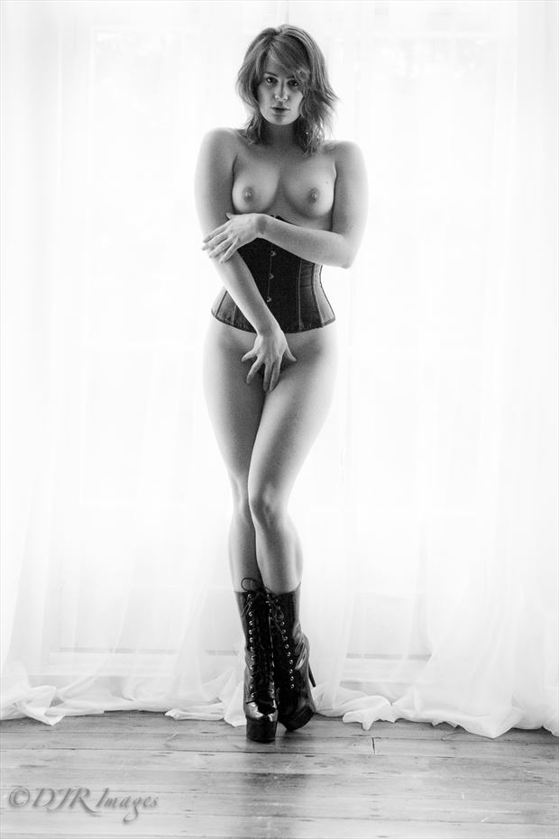 artistic nude erotic photo by photographer djr images