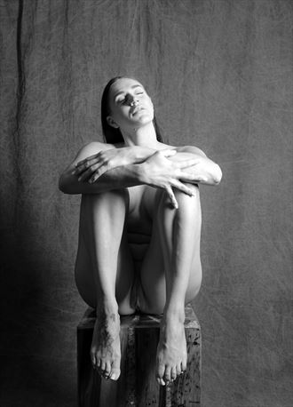 artistic nude erotic photo by photographer dweck