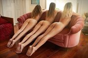 artistic nude erotic photo by photographer ilya ishenko