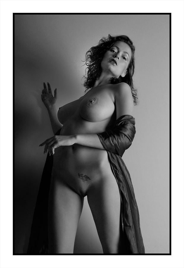 artistic nude erotic photo by photographer jerzy r%C4%99kas