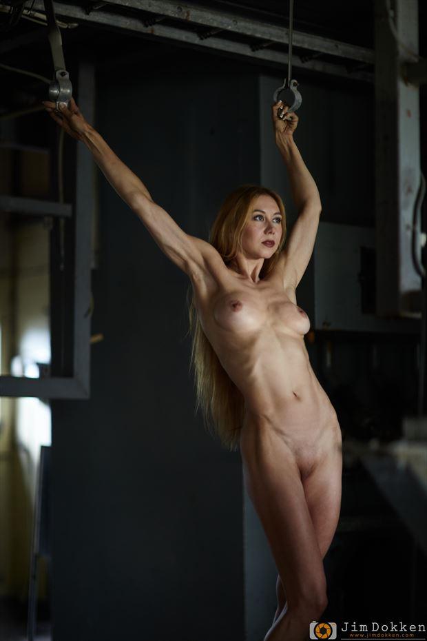 artistic nude erotic photo by photographer jim dokken