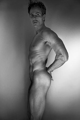artistic nude erotic photo by photographer john mark clum