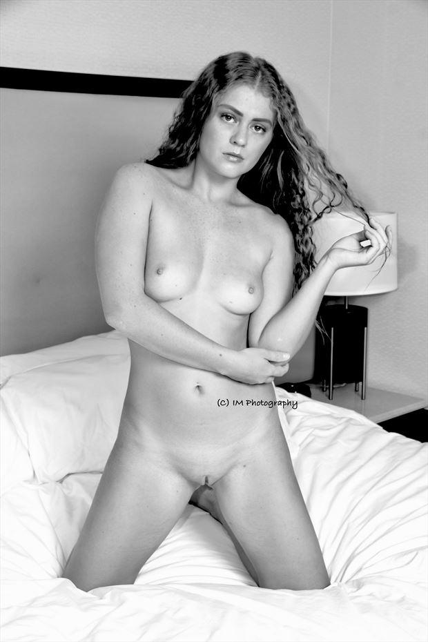 artistic nude erotic photo by photographer macro