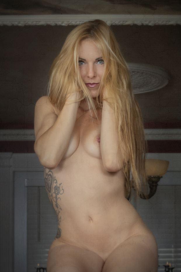 artistic nude erotic photo by photographer mikeleblancphotoart