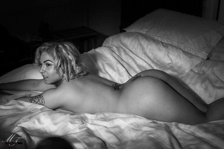 artistic nude erotic photo by photographer mr t