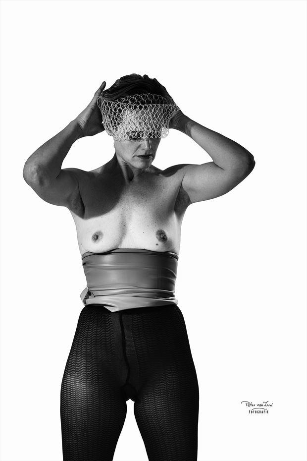 artistic nude erotic photo by photographer peter van zwol