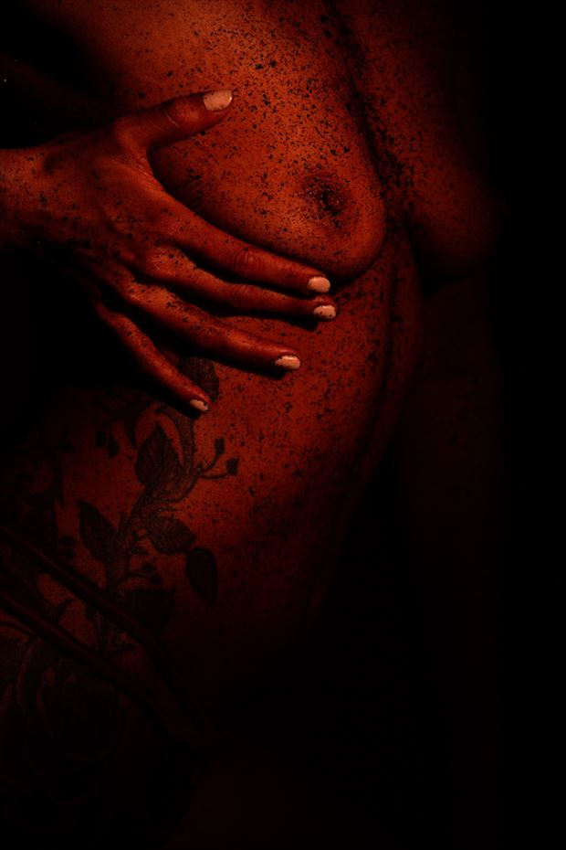 artistic nude erotic photo by photographer rick rob