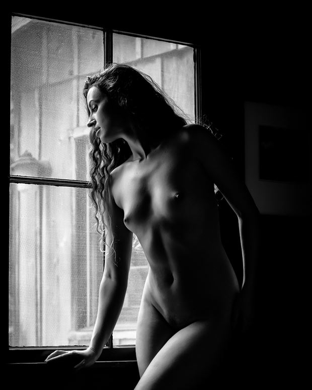artistic nude erotic photo by photographer robert m bennett