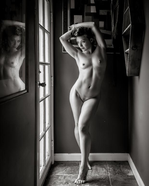 artistic nude erotic photo by photographer robert m bennett