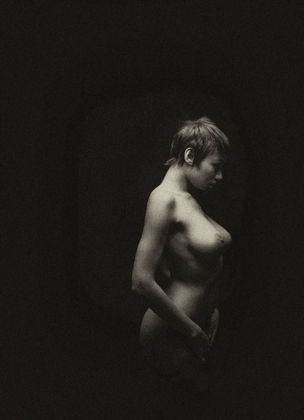 artistic nude erotic photo by photographer stevelease