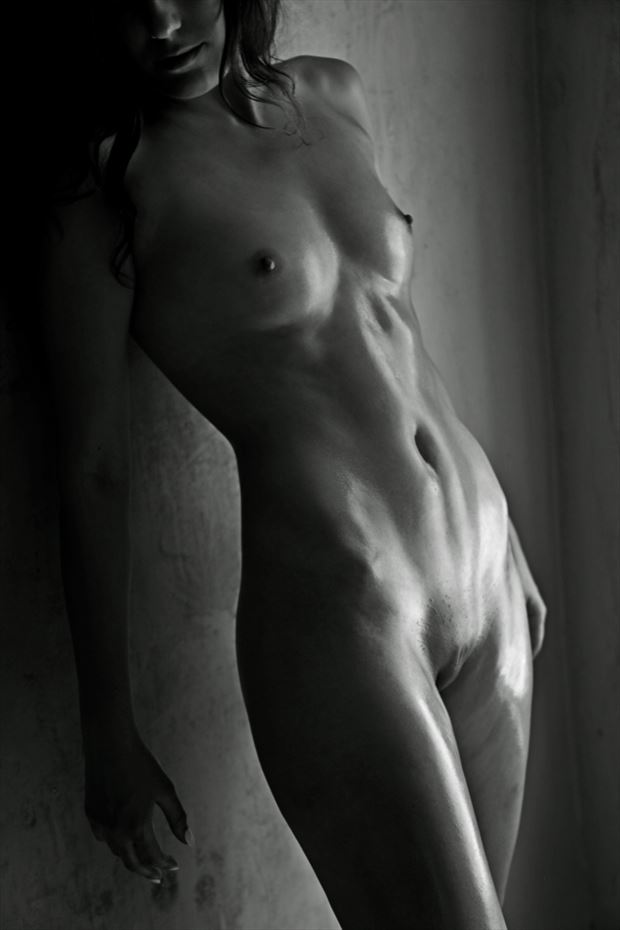 artistic nude erotic photo by photographer werner lobert