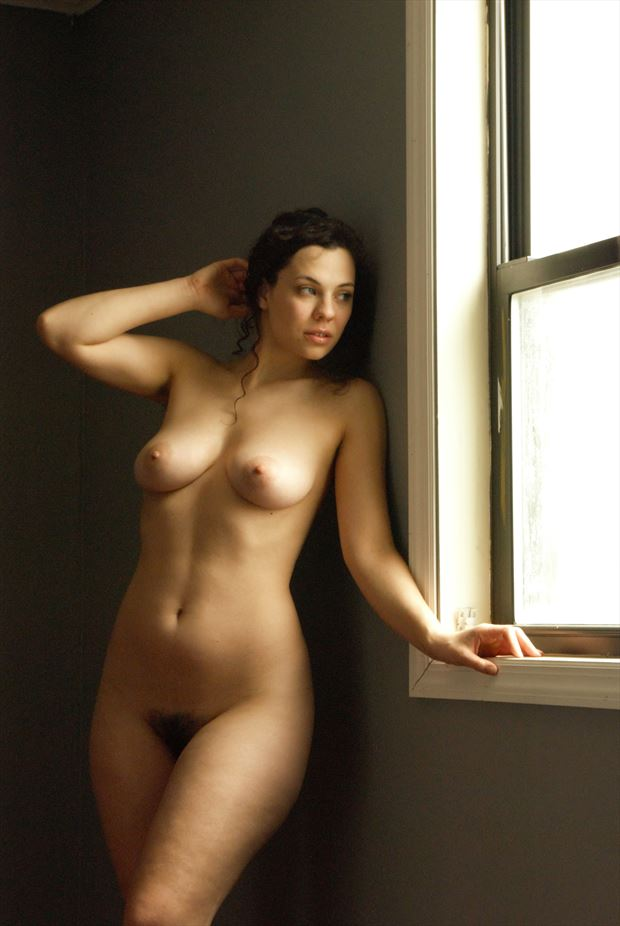 artistic nude erotic photo by photographer zames curran