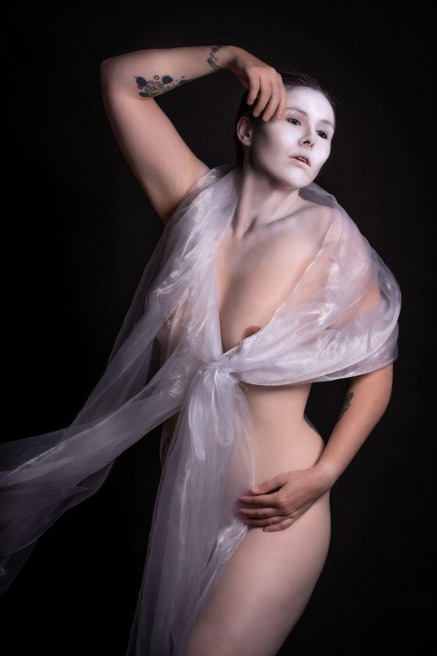 artistic nude fantasy artwork by model kai