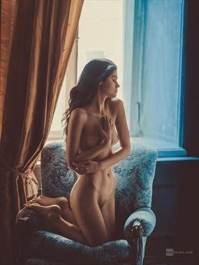artistic nude fantasy artwork by model vlada art