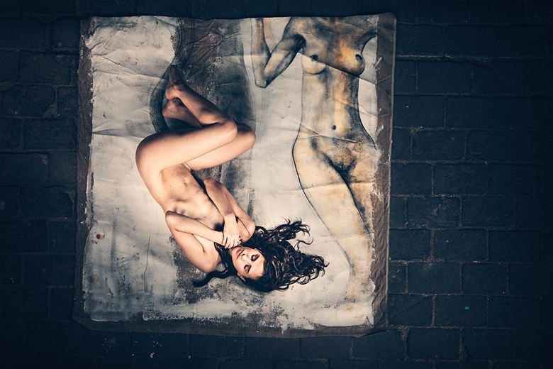 artistic nude fantasy artwork by photographer michel