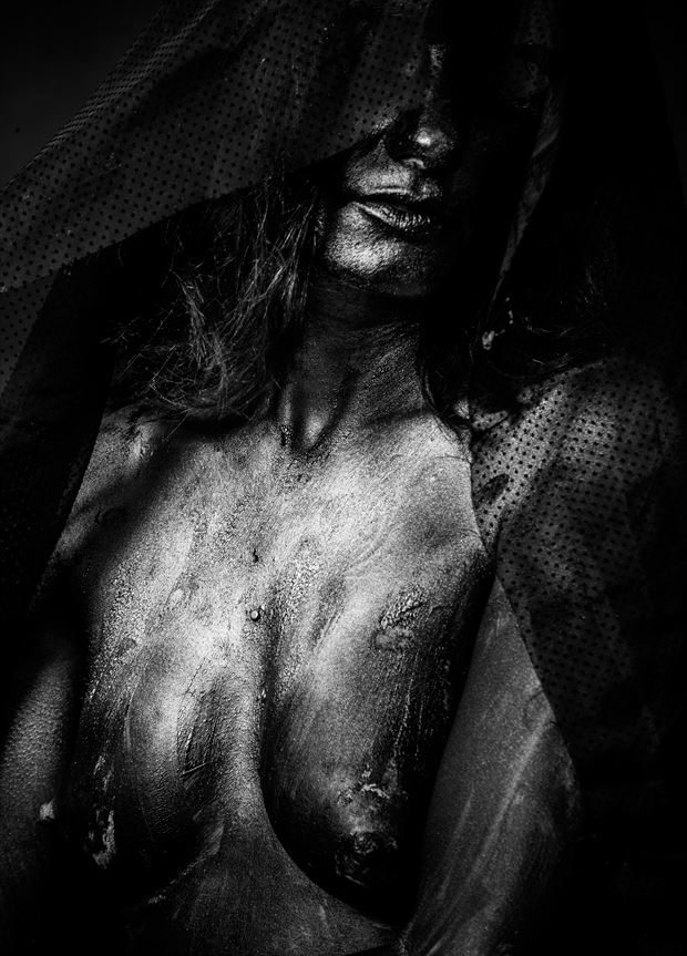 artistic nude fantasy photo by photographer djlphotography