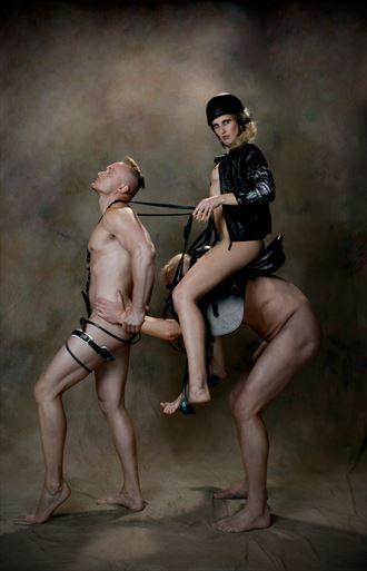 artistic nude fantasy photo by photographer jerzy r%C4%99kas