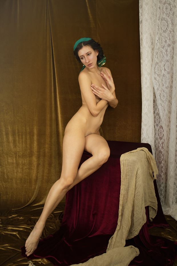artistic nude fantasy photo by photographer mikeleblancphotoart
