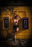 artistic nude fashion photo by model ceara blu