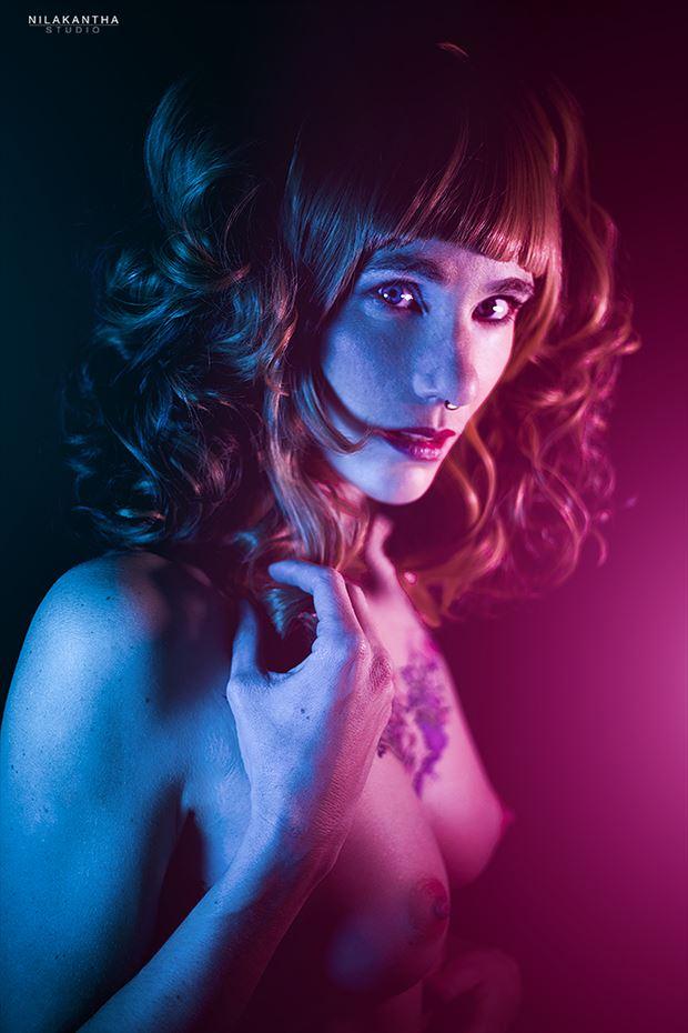 artistic nude fetish photo by photographer nilakantha