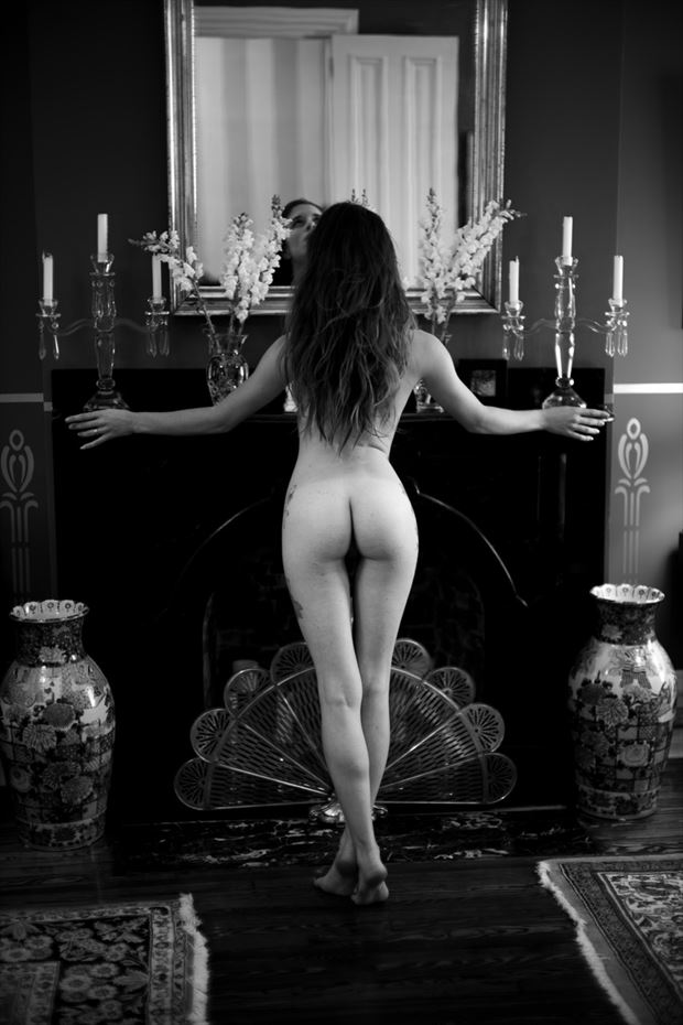 artistic nude figure study artwork by photographer archangel images
