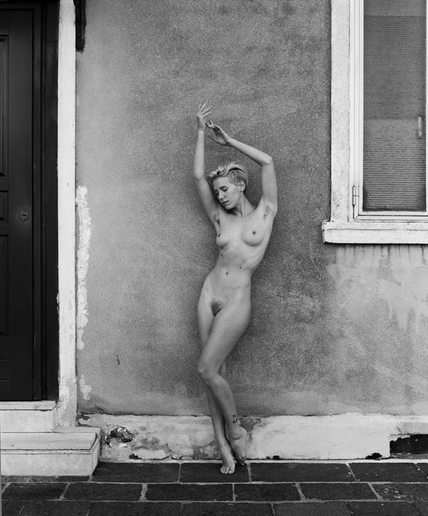 artistic nude figure study artwork by photographer christopher ryan
